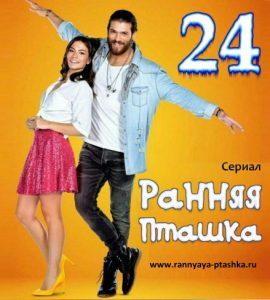 Постер 24 серии